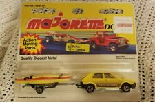 Majorette 300 Series Fiat RITMO ABARTH 2000 + Canoes Double Die-Cast Metal #317