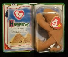 Humphrey The Camel Ty Beanie Baby Legend McDonald's Rare mint NEW