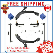 10pc Front Suspension & Steering Kit for Dodge Grand Caravan 2001 2002 2003 2004