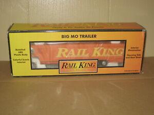 MTH Rail King BIG MO Trailer  Item # 30-50004