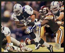 Emmitt Smith Dallas Cowboys Signed 8x10 Photo Autographed GA COA