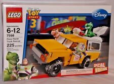 SEALED 7598 LEGO Toy Story PIZZA PLANET TRUCK RESCUE Rex Buzz Alien Disney Movie