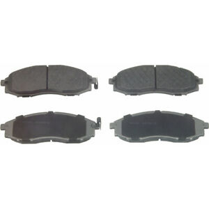 Disc Brake Pad Set-ThermoQuiet Disc Brake Pad Front fits 00-01 Nissan Xterra
