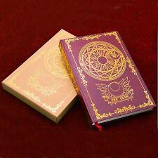 Card Captor Sakura KINOMOTO SAKURA Clow Card Diary Book Notebook
