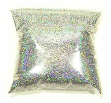 "9oz / 266ml Silver Jewels Holographic Metal Flake .008"" Paint Additive LF299"