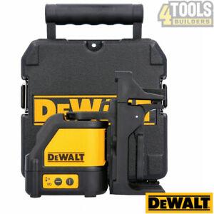 Dewalt DW088K-XJ 2 Way Self-Levelling Ultra Bright Cross Line Laser