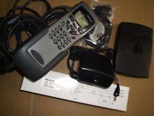 Nokia 9110i SmartPhone,Unlocked For O2+Vfone,WAP VersionOf 9110 +Full H/F CarKit