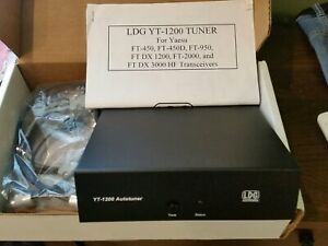 LDG Automatic Antenna Tuner YT-1200
