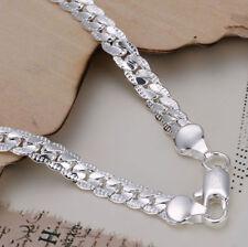925er Silber Armband Damen Frauen Schmuck  Armkette Armband   A20