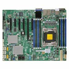 Supermicro ATX DDR4 LGA 2011 Motherboards X10SRH-CF-O