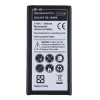 Replacement Li-ion Battery For Samsung Galaxy S5/i9600 EB-BG900BBE 3800mAh SV