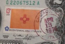 1976 $2.00 Chicago 1st Day Postmarked IN Chicago! CU
