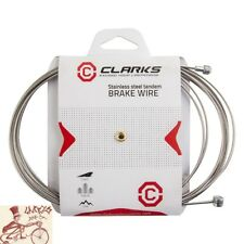 CLARKS UNIVERSAL STAINLESS MTB--ROAD 1.5 x 3060MM INNER BRAKE CABLE
