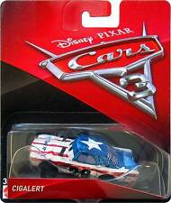 Disney Pixar Cars 3 Cigalert  Mattel Diecast 1:55 Scale New