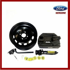 "Genuine Ford Fiesta MK7 & MK8 2008 Onwards Spare Wheel Kit 14"". 1789081"