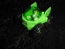 Rare Fisher Price Imaginext DC Super Friends Green Lantern Rover & Figure