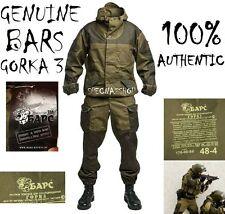BARS GORKA 3 MOUNTAIN SUIT Russian SPECNAZ ARMY Original Uniform - GENUINE ITEM!
