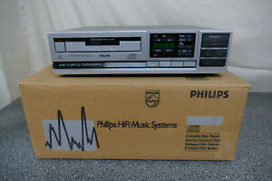 PHILIPS CD-160 edler CD-PLAYER // sehr guter Zustand // + Originalverpackung!