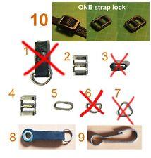 Camera strap Lug ring holder lock FOR Pentax Canon Nikon Minolta Olympus Minolta