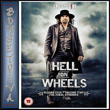 HELL ON WHELLS - SEASON 5 VOLUME 2 *** BRAND NEW DVD***