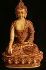 Buddha statue resin 28cm