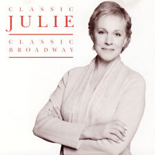 Julie Andrews - Classic Julie: Classic Broadway (2001)  CD  NEW  SPEEDYPOST