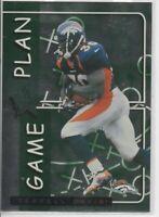 1999 LEAF R&S TERRELL DAVIS GAME PLAN #rd 2500