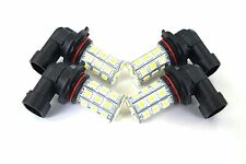 FITS CHRYSLER CROSSFIRE COUPE 2003-2004 4 x HB4 (9006) 27 SMD LED LIGHT BULB