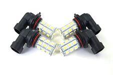 TOYOTA AVENSIS MPV 2004-06 4 HB4 (9006) 27 SMD LED 12v Luz Del Faro Barra