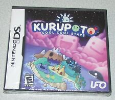 Kurupoto Cool Cool Stars for Nintendo DS Brand New, Factory Sealed!