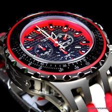 Invicta Reserve Specialty Subaqua Titanium Ceramic Swiss Movt Red 52mm Watch New