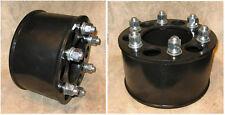 "4.5"" Wide Steel Rear Wheel Spacers, ALL Kubota B Series Tractors, 6 Bolt Pattern"