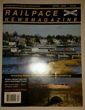 Railpace Newsmagazine April 2006