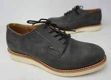 Red Wing Postman 3103 Oxford Charcoal Leather Size US 7.5 D