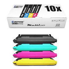 10x ECO Toner für Samsung Xpress SL-C-460-W C-460-FW C-460-W