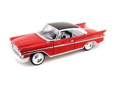 Desoto Adventurer 1961 Red 1:18 Model LUCKY DIE CAST