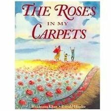 Roses in My Carpets-ExLibrary