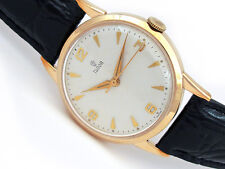 Tudor Vintage Gold Plated Watch SS/GPD 100% Authentic *Must See Deal*