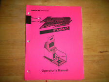 ALPINE RACER 2 STANDARD NAMCO      original  game manual