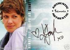 "LOST - SEASON 2 AUTOGRAPH CARD 2007 INKWORKS - KIM ""CINDY"" JOSEPH A20"