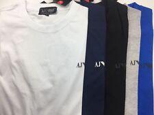 NWT Mens Emporio Armani  AJ Crew Neck T Shirt