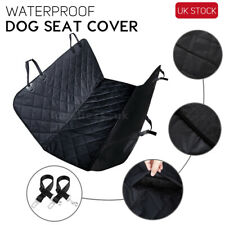 Waterproof Dog Car Seat Cover for Cat Pet SUV Door Van Back Rear Bench Seatbelt
