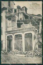 Vicenza Bassano del Grappa cartolina QK7713