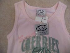 Primark Girls' Sleeveless Vest T-Shirts & Tops (2-16 Years)