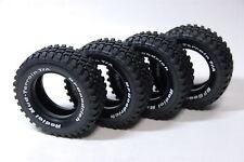 TAMIYA 1/10 pajero/race-Touareg CC-01 chassis tires 4pcs