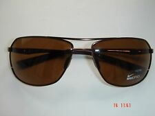 Nike AVID III Sunglasses Walnut / Brown Lens EVO591 203