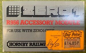 Hornby Zero 1 Digital R956 Accessory Module boxed never used
