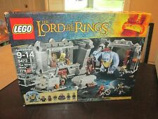 LEGO Lord of the Rings The Mines of Moria 9473 RETIRED BRAND NEW Factory Sealed