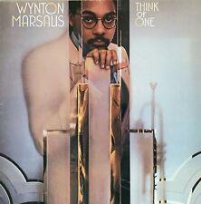 WYNTON MARSALIS Think Of One VINYL LP Original 1983 UK CBS Lp