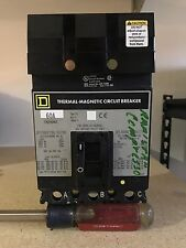 Square D Fa34060 Type Fa Series 2 60 Amp Thermal-Magnetic Circuit Breaker